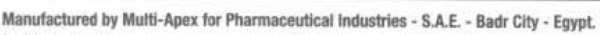 Multi-Apex for Pharmaceutical Industries - Egypt