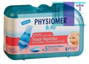 Physiomer Baby - nasal aspiration