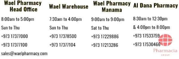 Wael Pharmacy Co. W.L.L- Bahrain