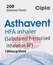 أستافينت إنهيلر – سالبيوتامول للإستنشاق عن طريق الفم
