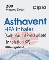 asthavent HFA Inhaler