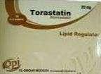 Torastatin tablets
