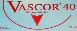 فاسكور 10، 20، 40 مجم أقراص فموية لخفض الكوليستيرول ودهون الدم