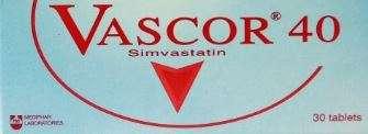 vascor tablets