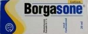 بورجازون 0.1% محلول موضعي( لوسيون): الإستعمالات، الجرعة، الأسئلة الشائعة