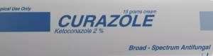 CURAZOLE 2% TOPICAL CREAM