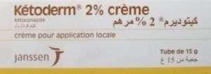 Ketoderm 2% Skin Cream