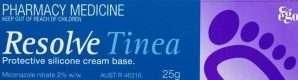 ريزولف تينيا 2% كريم جلدي موضعي.. مضاد للفطريات واسع الطيف
