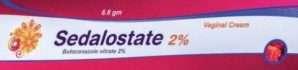 سيدالوستات 2% كريم مضاد للفطريات للإستعمال المهبلى