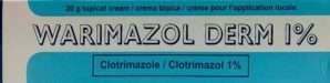 واريمازول ديرم كريم موضعي 1% للجلد… مضادات الفطريات واسعة الطيف