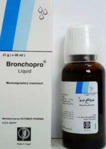 Bronchopro liquid- oral drops