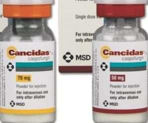 كانسيداس (كَاسبُوفَنجين) للمعالجة والوقاية من الإلتهابات الفطرية الخطيرة