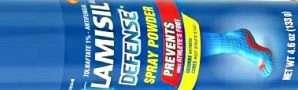 لاميزيل ديفينس مسحوق جلدي موضعي.. مضاد للفطريات واسع الطيف