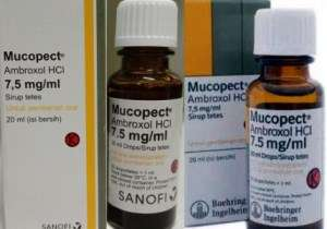 Mucopect oral drops- liquid