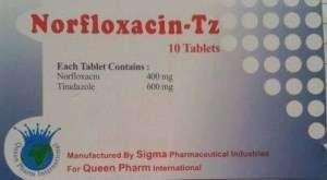NORFLOXACIN-TZ Tablets