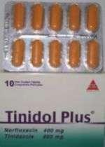 Tinidol Plus tablets