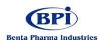 لبنان:  شركة بنتا للصناعات الدوائية (BPI) – بنتا فارما