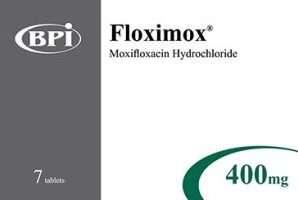 فلوكسيموكس 400 مضاد حيوى واسع المدى