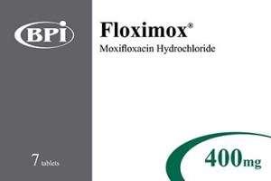 FLOXIMOX 400 mg film coated tablets