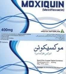 موكسيكوين 400 مضاد حيوى واسع المدى