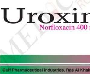 أوروكسين 400 ملليجرام أقراص – نُورفلوُكساسين