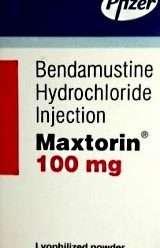 ماكستورين 100 ملليجرام مسحوق مركز لتحضير محلول للتسريب الوريدي