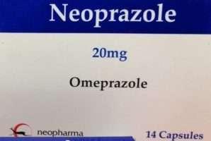 نيوبرازول (أوُميِبرَازوُل)- لتقليل حموضة المعدة
